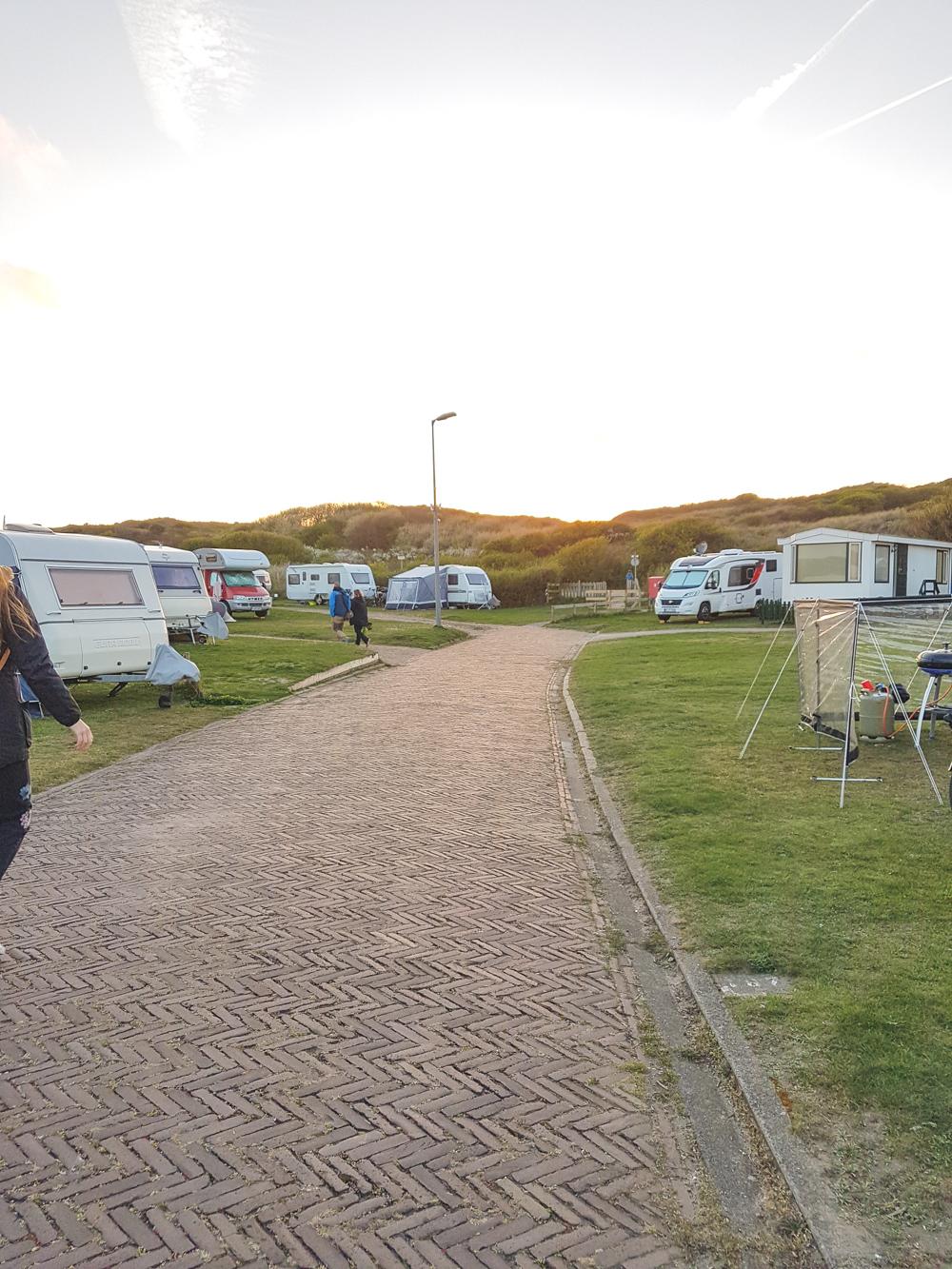Camping de Zuidduinen, Holland, The Netherlands