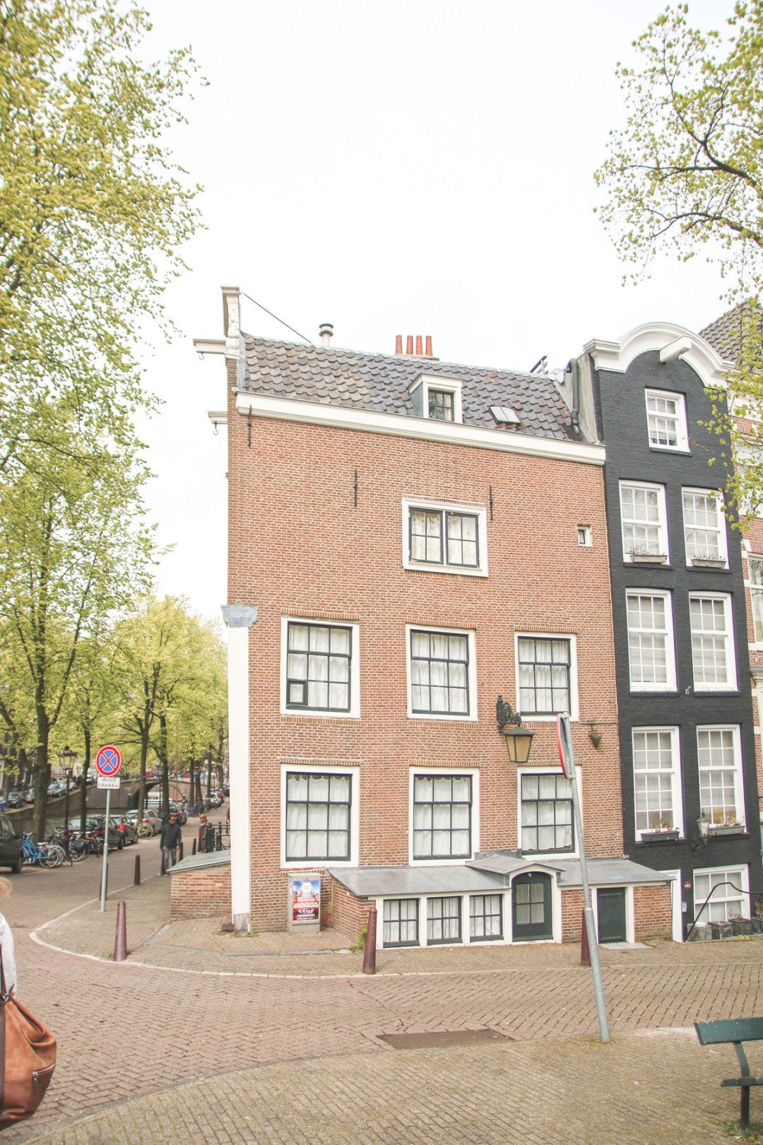 Wonky House in Amsterdam