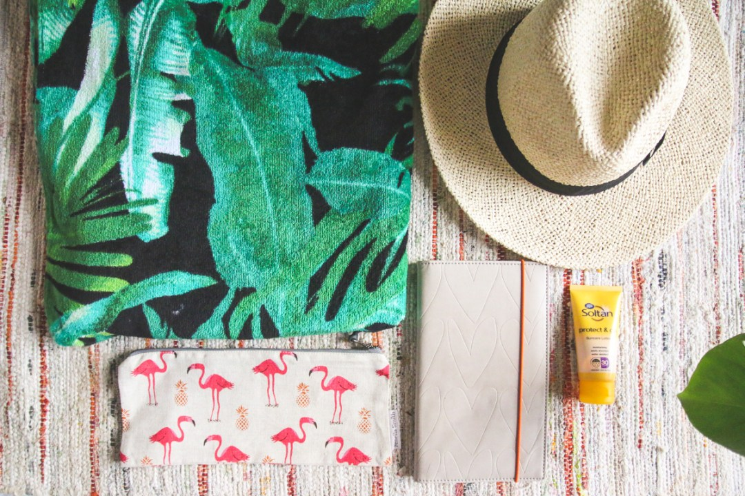 Summer Holiday Travel Essentials with Holiday Gems