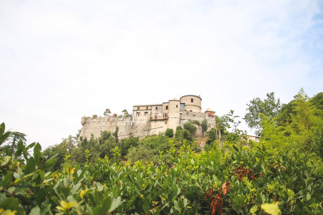 Castello Brown in Portofino, Liguria, Italy