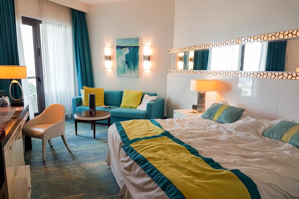 JA Ocean View Hotel Standard Room Dubai Marina