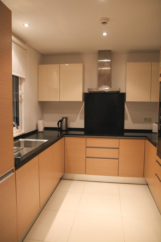 The Crest Villas Kitchen, Almancil the Algarve
