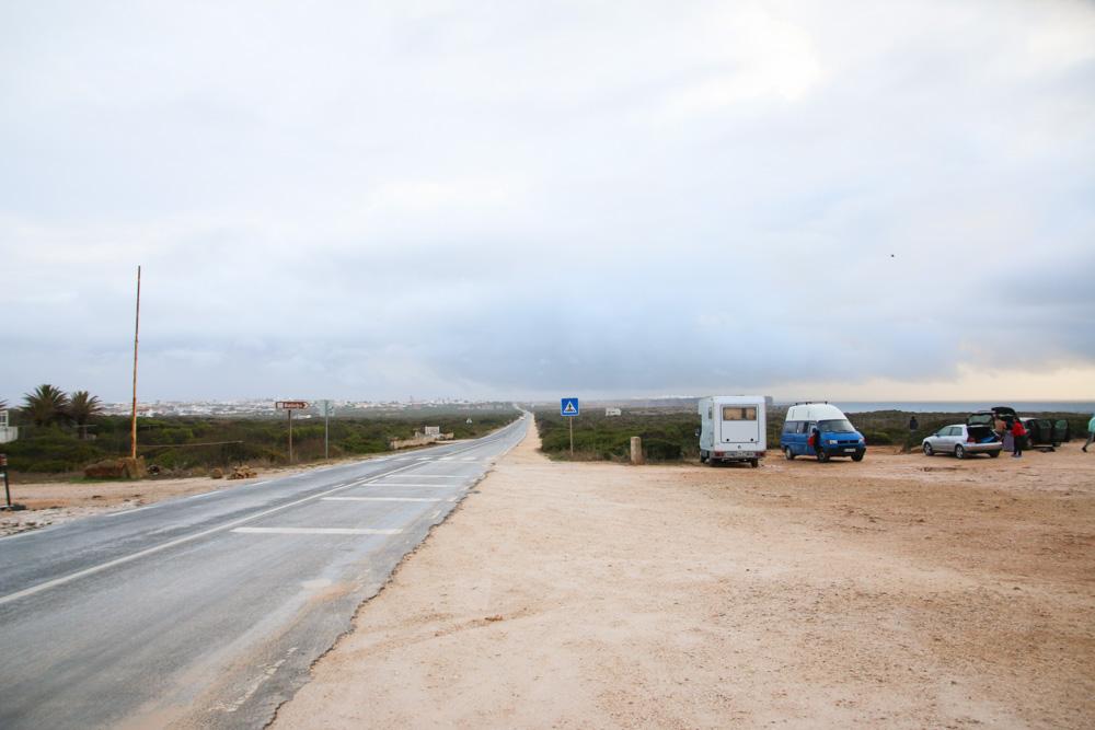 Cabo St Vincent, The Algarve