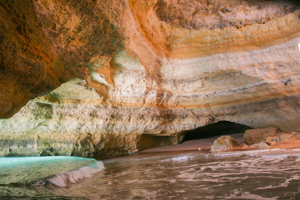 Benagil Cave, Algarve Beaches