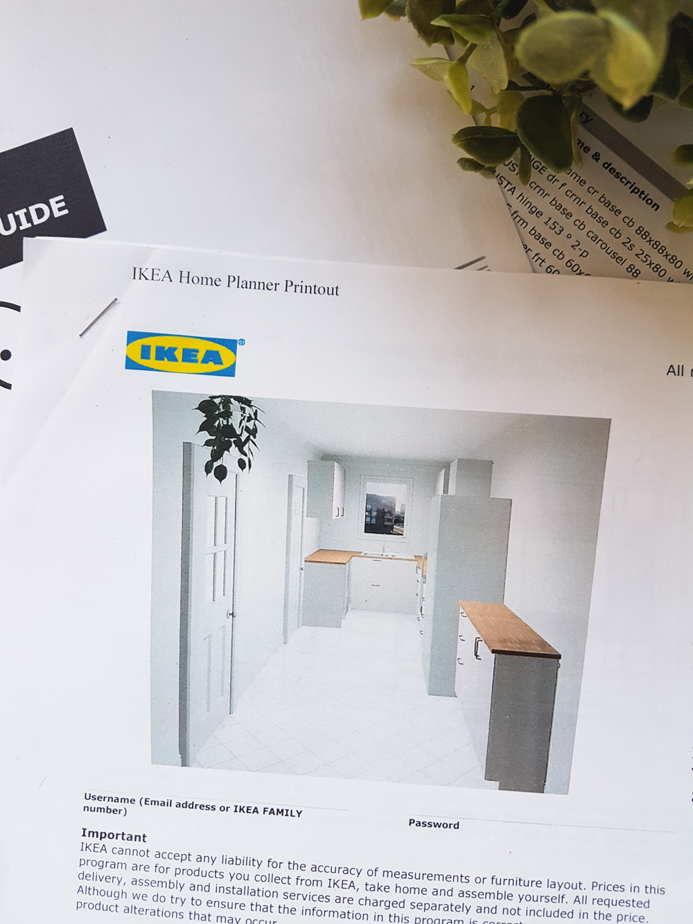 IKEA Kitchen Planning