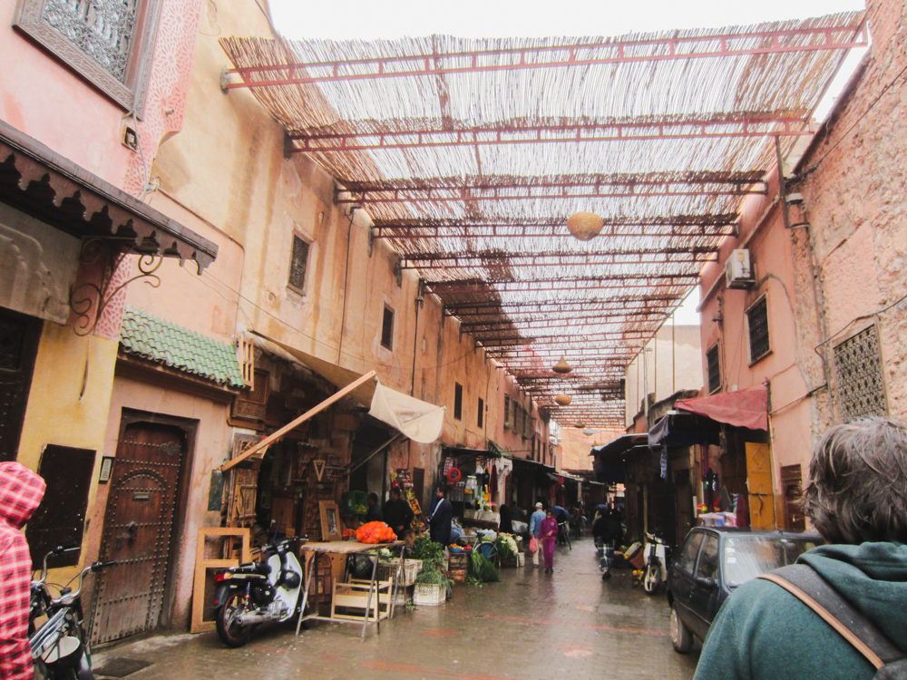 Marrakech Markets