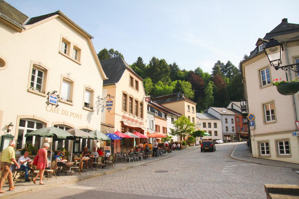Vianden, Luxembourg
