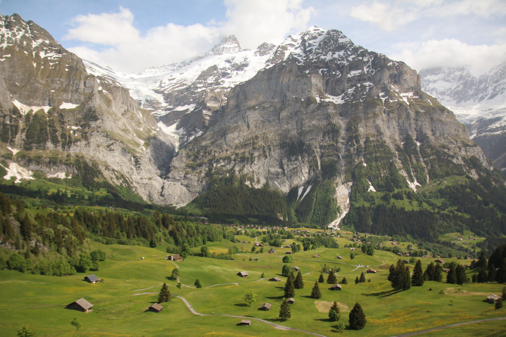 Grindelwald First, Interlaken