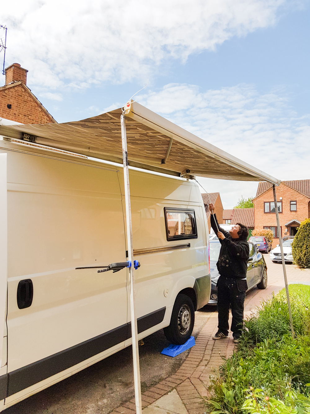 Van Conversion Awning