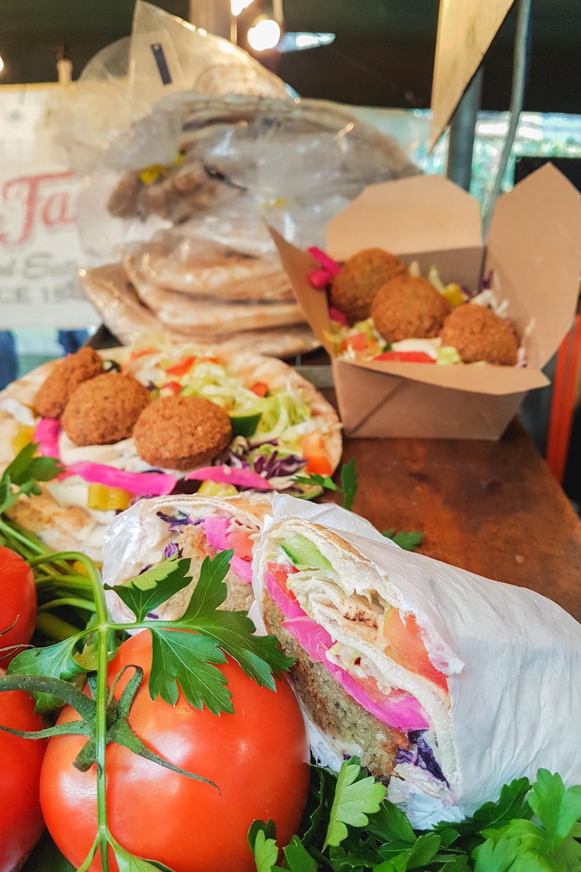 Borough Market Street Food, London