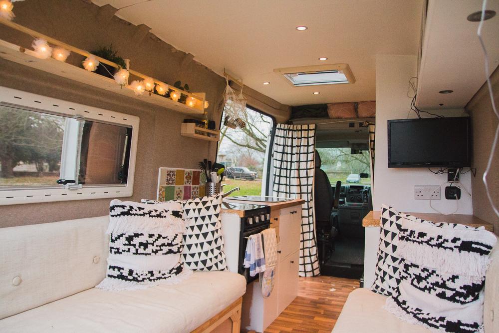 Adventures in a Camper - Van Conversion