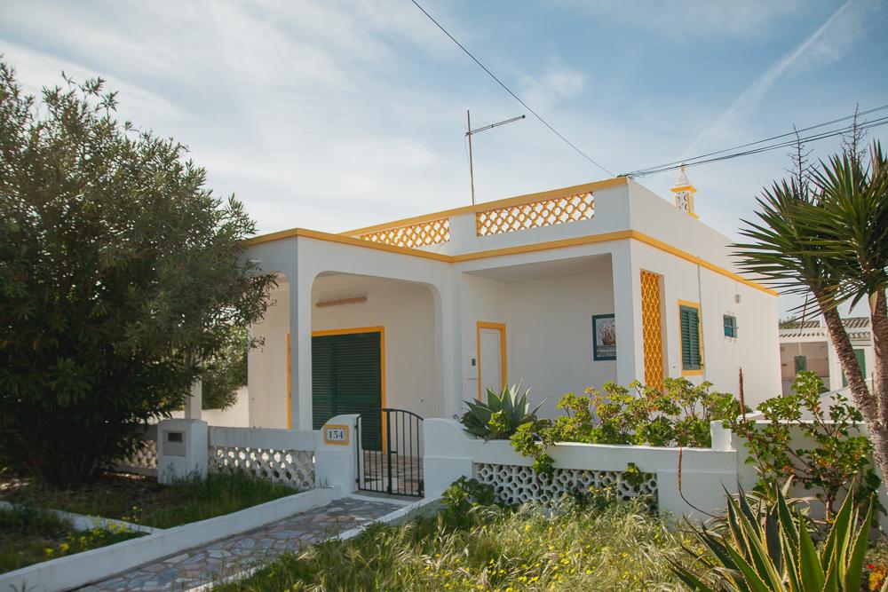 Holiday Homes in Farol on Ilha da Culatra, The Algarve, Portugal