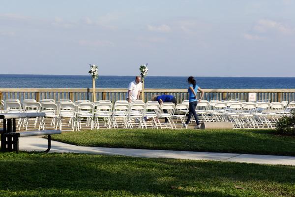 Wedding Ceremony Location Scouting