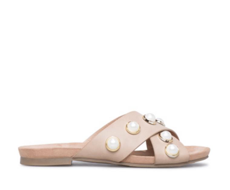 Pearl Sandals Shoe Dazzle