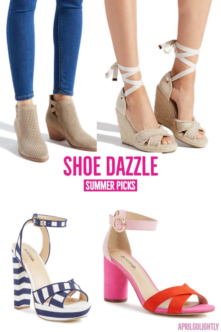 Shoe Dazzle Summer Picks