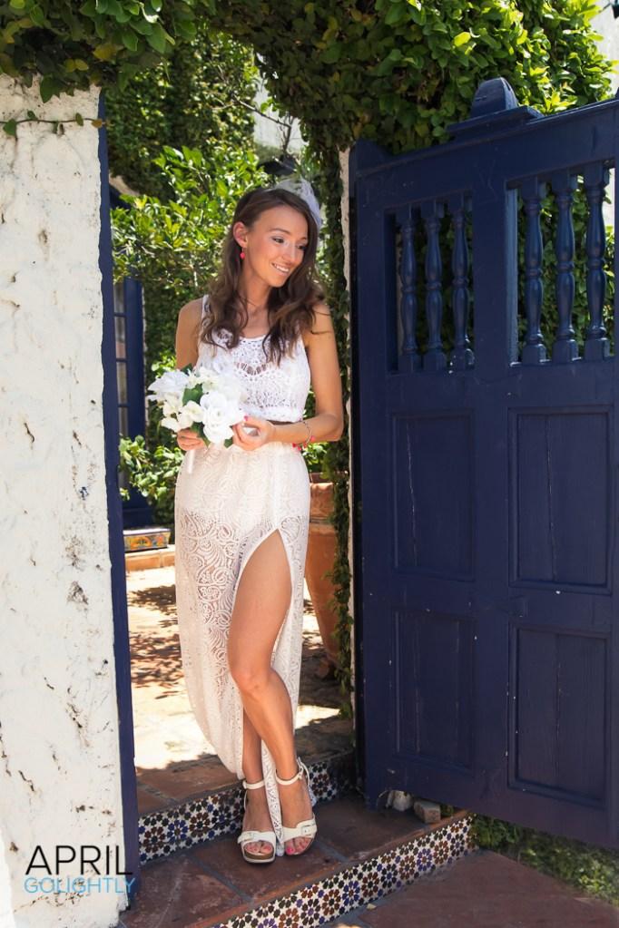 Summer Boho Bride