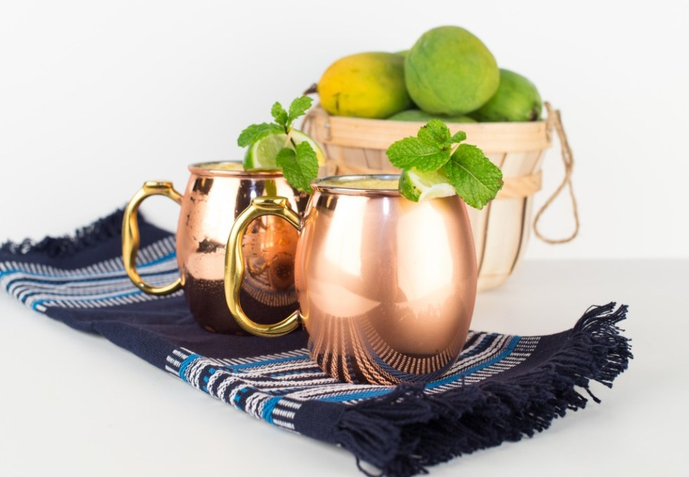 Spring Moscow Mule