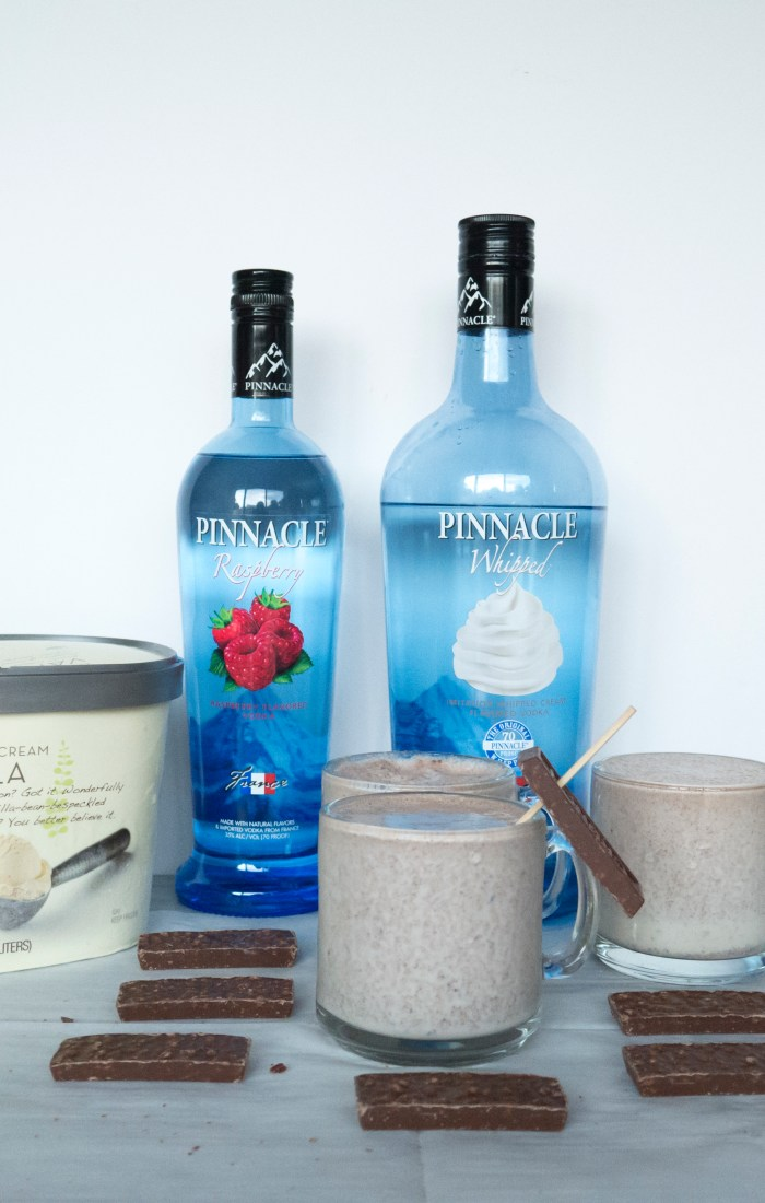 Whipped Vodka Drink