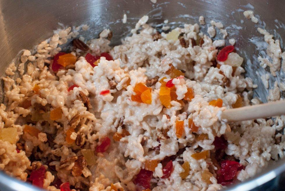 Rice Krispies Fall Recipe
