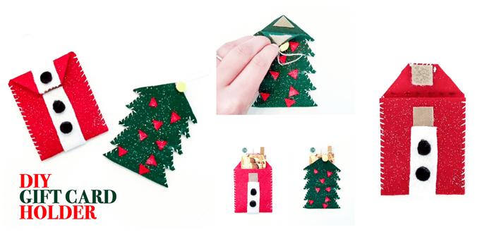 Gift Card Ideas + DIY Gift Card Holder - April Golightly