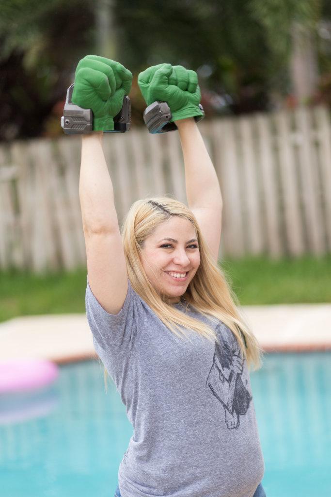 Hulk Hands Playmation