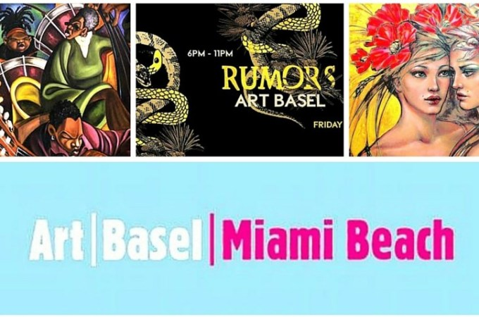 South Florida Events – Wednesday, December 2nd – Sunday, December 6th