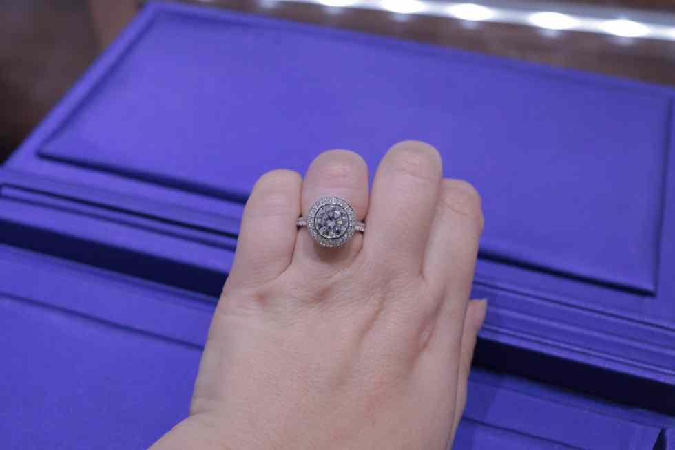 Tacori RoyalT Engagement Ring Setting