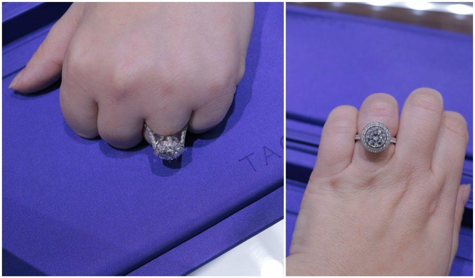 Tacori HT2614RD RoyalT Engagement Ring