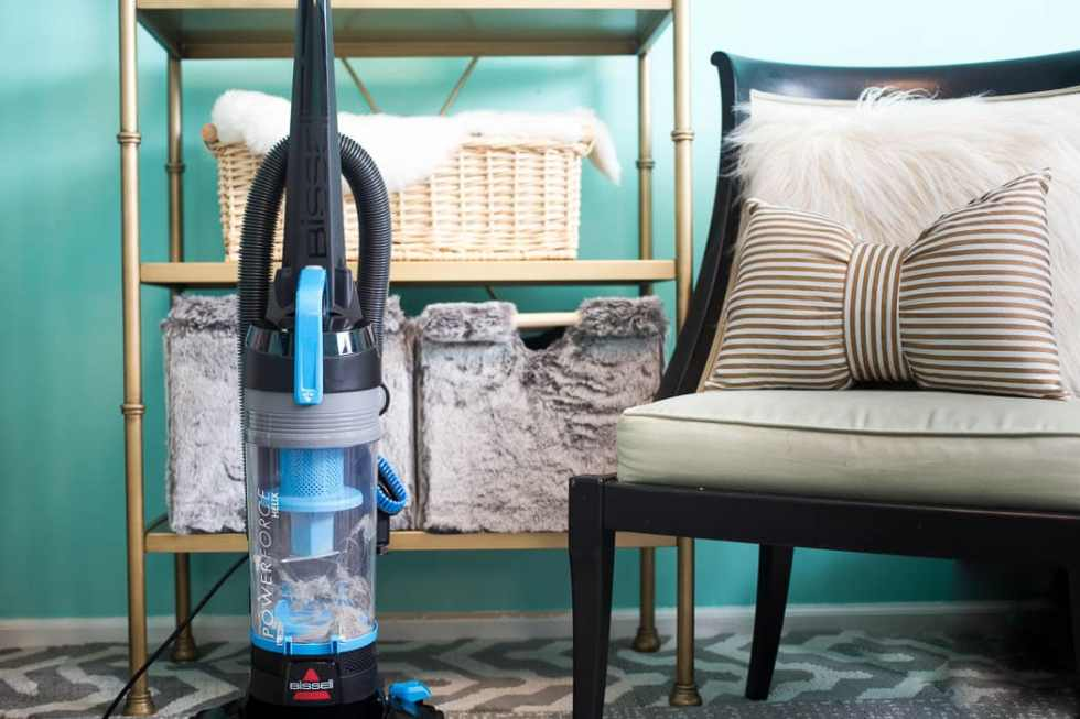 Bissell Powerforce Helix Product Spotlight April Golightly