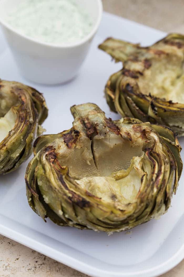 Grilled Artichokes (14 of 32)