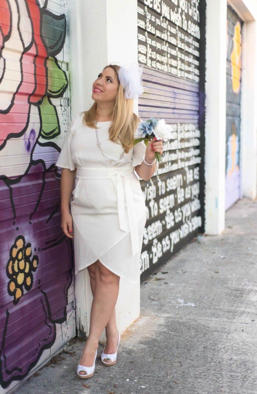 Short Wedding Dress (4 of 7)