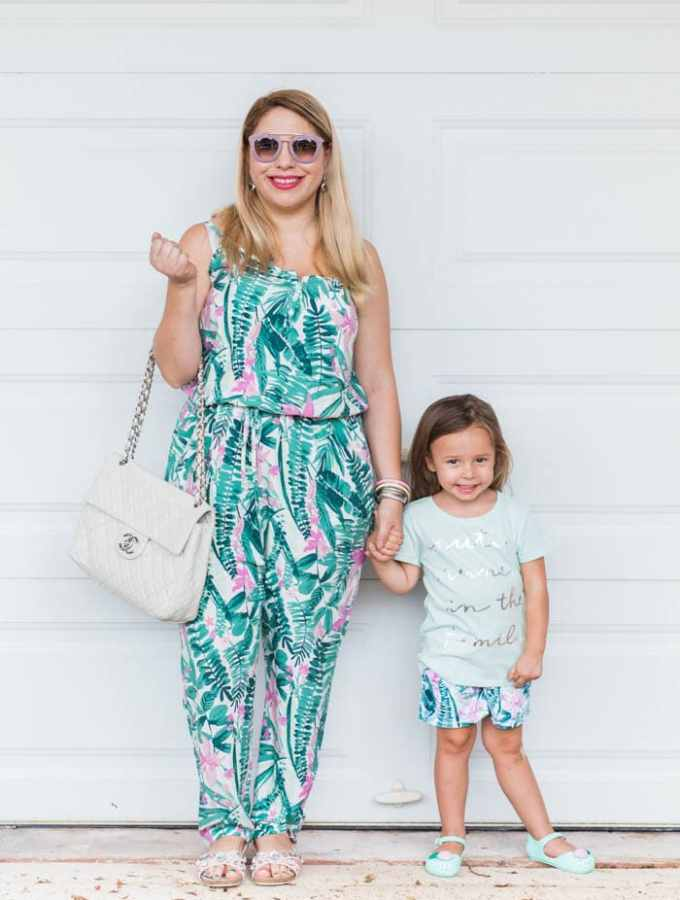 Mommy and Me Matching Summer Outfits