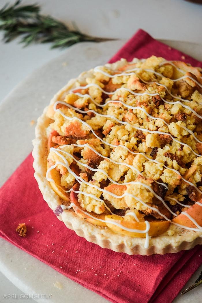 25 Easy Apple Recipes - Apple Caramel Pie Recipe