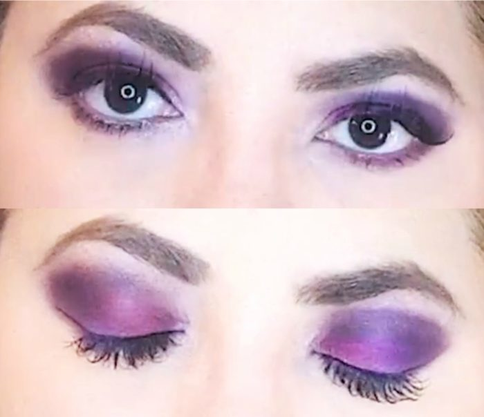 Urban Decay Full Spectrum Makeup Tutorial for Hooded Eyes