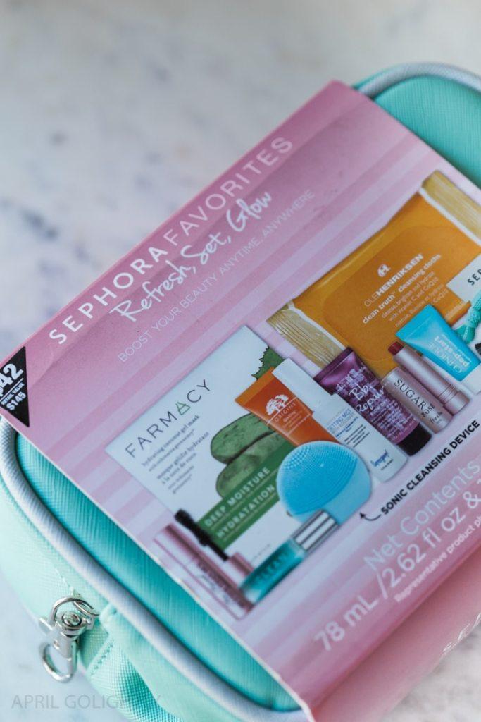 Sephora Favorites Refresh, Set, Glow Kit