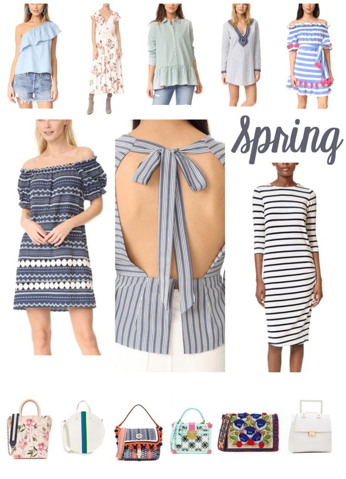 Favorite Spring Pieces