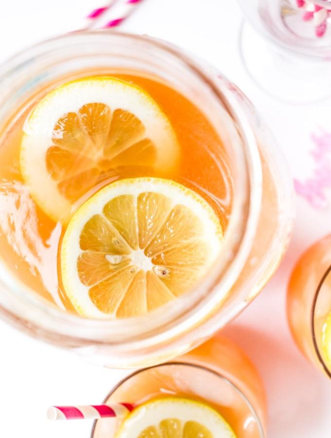 Orange Lemonade Twist Drink Recipe