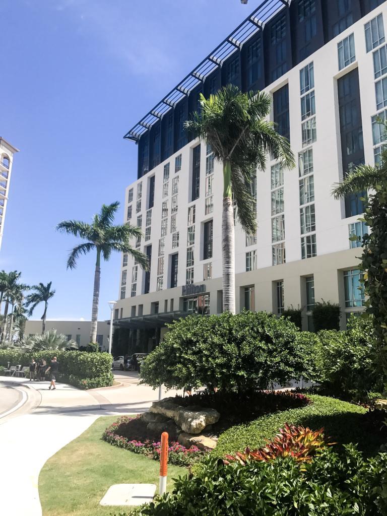 Hilton Downtown Palm BeachReview