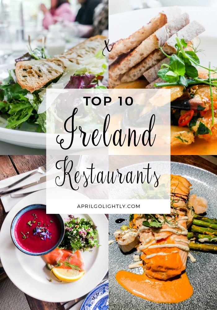 Restaurants in Ireland