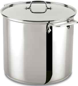 All Clad Stock Pot