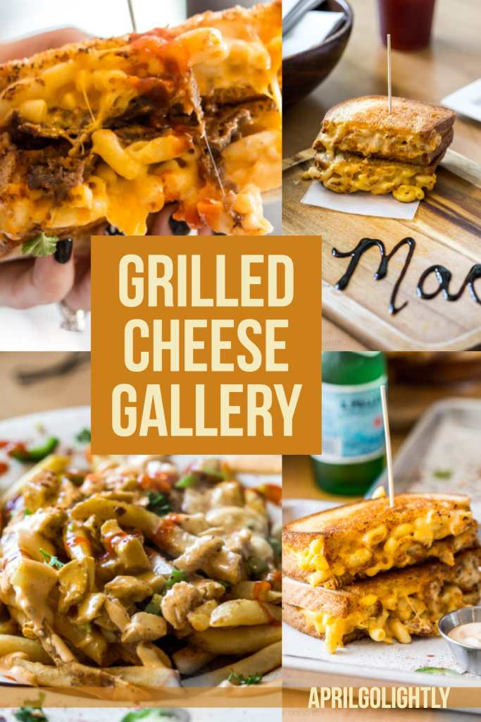 The Grilled Cheese Gallery