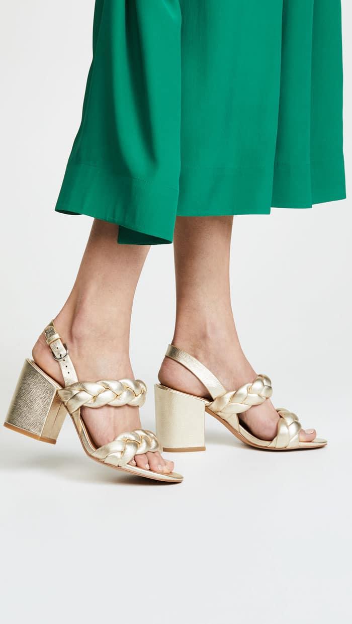 Backstrap Shoes for Spring