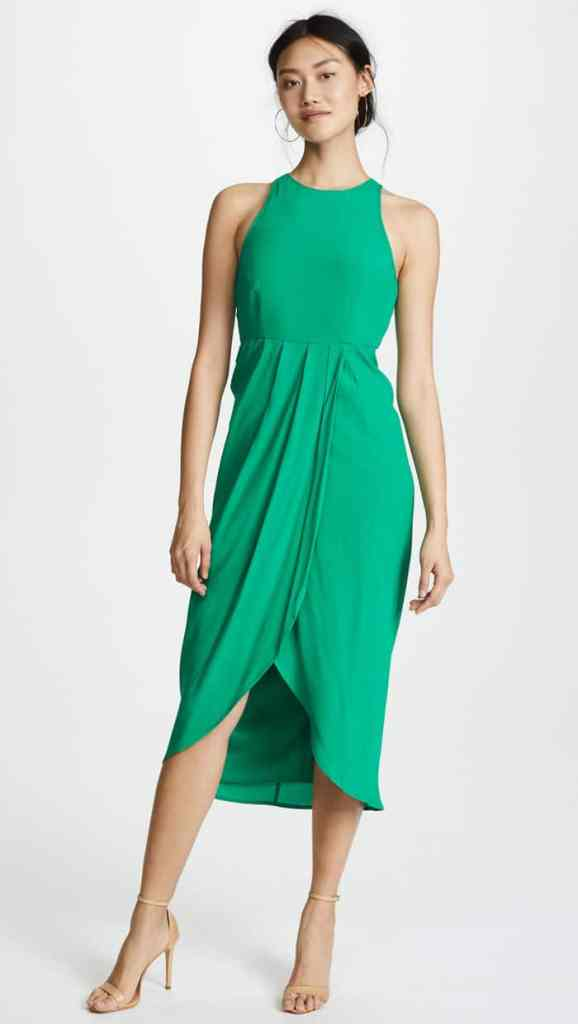 Green Dress for Spring Style for 2018