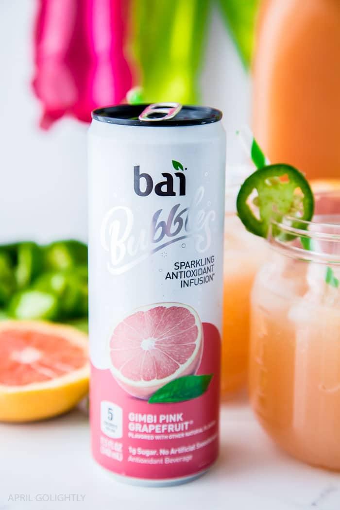 Bai Bubbles Grapefruit