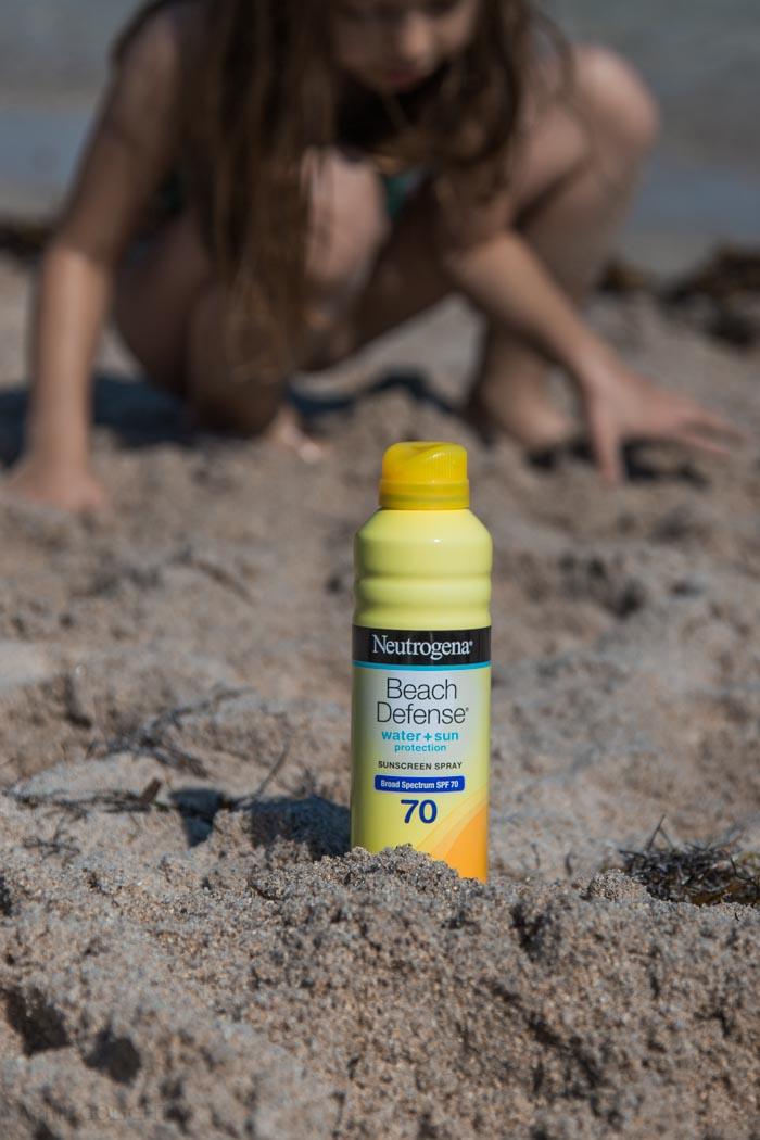 Neutrogena® Beach Defense® Sunscreen SPF 70 Spray