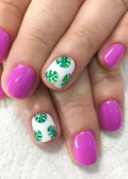 summer and spring nails design
