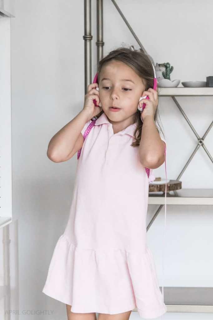Uniform Polo Dress Outfit