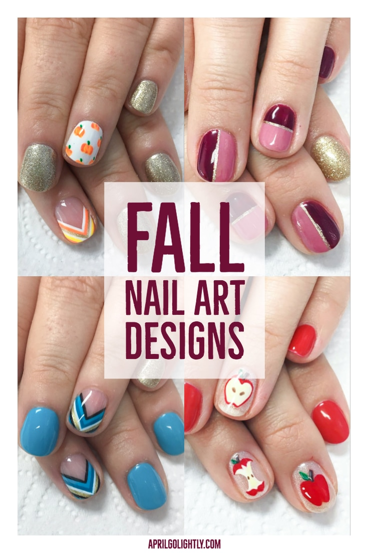 Fall Nail Designs for 2018
