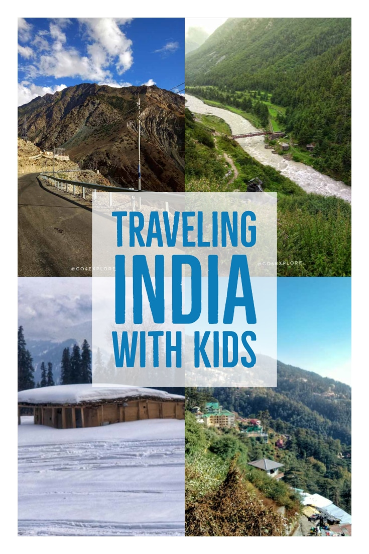 Best Family Vacation Destinations in India