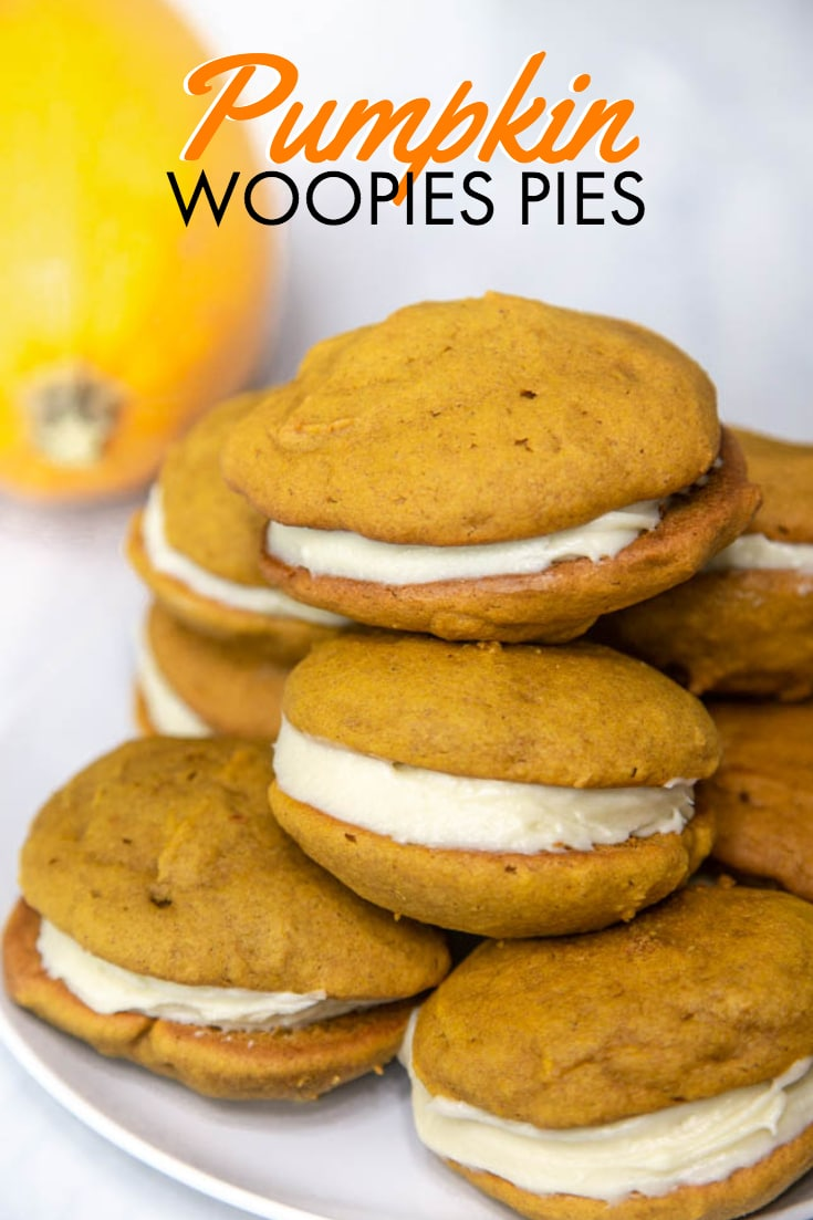 pumpkin woopie pies recipe